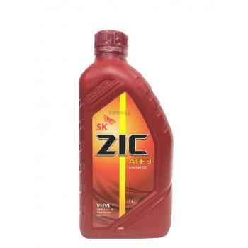 ZIC ATF 3 1 литр