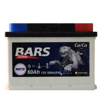 BARS Silver 60Ah 12V 500A