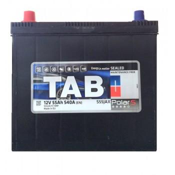 TAB 12V 55Ah 540A(EN)