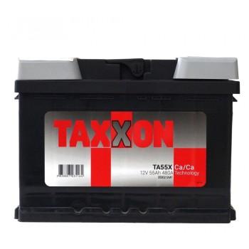 Taxxon TA55X 12V 55Ah 480A