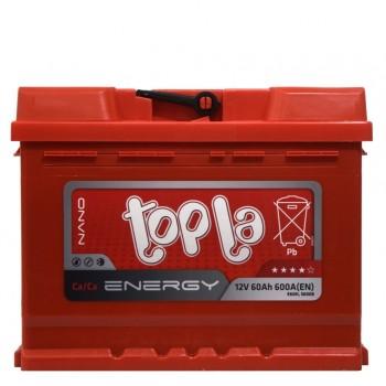 Topla Energy 12V 60Ah 600A(EN) о/п
