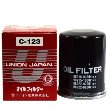 Union Japan C-123 фильтр масляный