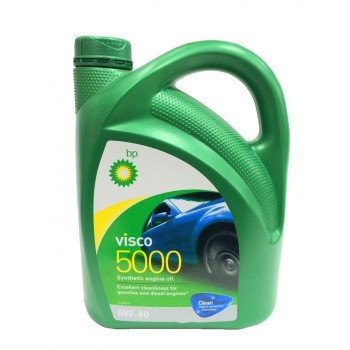 BP Visco 5000 5w-40 4л