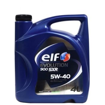 Elf 5w-40 900SXR 4 литра