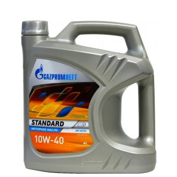 Gazpromneft 10w-40 Standard 4 литра