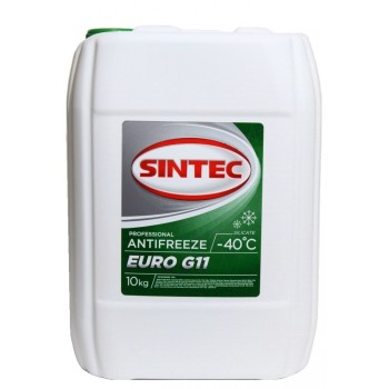Антифриз Sintec EURO G11 10kg