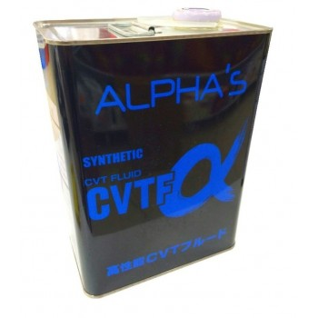 ALPHA'S CVTF Synthetic 4 литра
