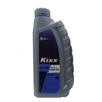 KIXX Geartec GL5 75w-90 1 литр
