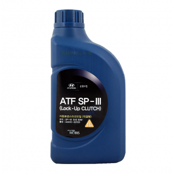 HYUNDAI ATF SP-III 1 литр