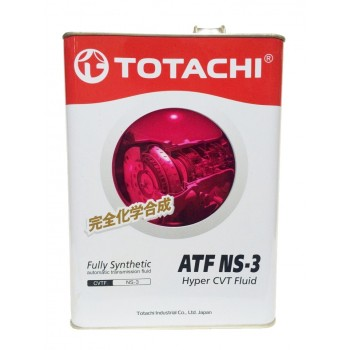 TOTAHI ATF NS-3 Hyper CVT 4 литра