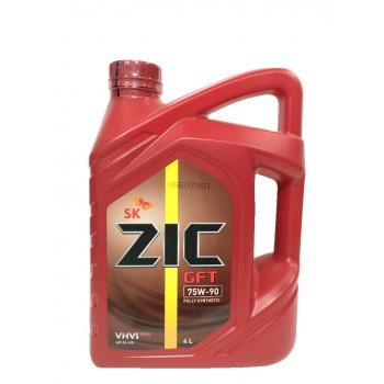 ZIC GFT 75w-90 4 литра
